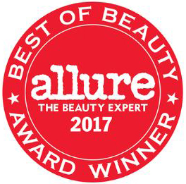 allure best of beauty logo