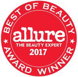allure best of beauty logo