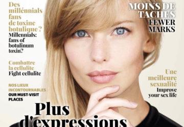 la couverture du magazine anti-âge