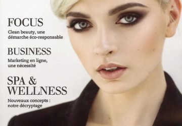 couverture du magazine du beauty forum