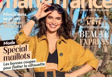 Image de couverture du magazine marie france